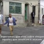 O que acontece quando casal gay está agarrado em Lisboa?