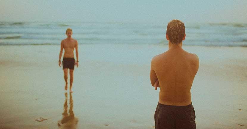 praia gay - roteiro gay