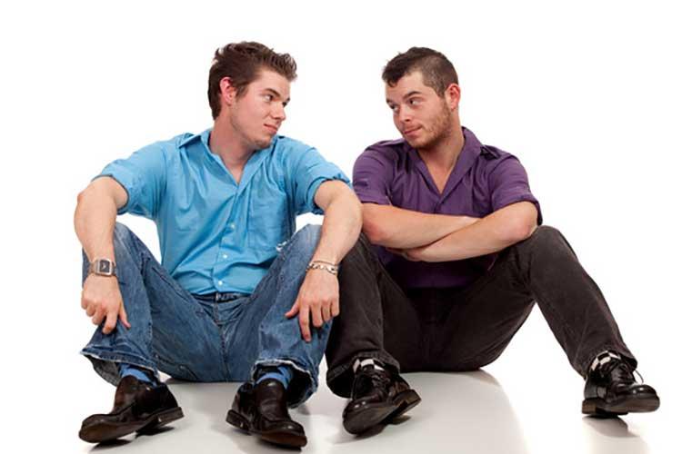 casal gay - relação estável