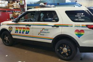 SUV Gay